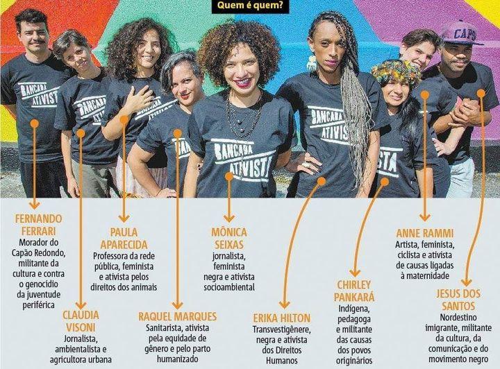 Mandatos Coletivos no Brasil