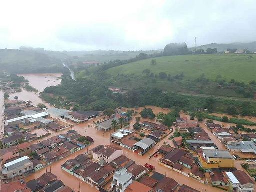 Uma reflexão acerca das enchentes em Poço Fundo-MG