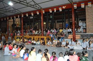 [Phật giáo] Chùa Thiên Quang phát quà Trung thu cho trẻ em