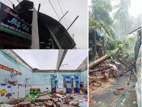 [Phật giáo] Còn những gì sau cơn bão đi qua