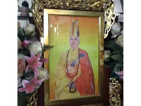 Lễ Tiểu Tường Đại lão Hòa Thượng Thích Quảng Độ, Đệ Ngũ Tăng Thống GHPGVNTN