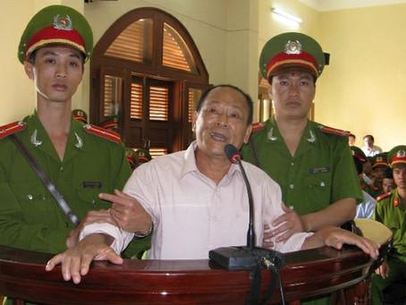 [Phật Giáo] 21 tín đồ Ân Đàn Đại Đạo được uỷ hội của Hoa Kỳ liệt kê là tù nhân lương tâm