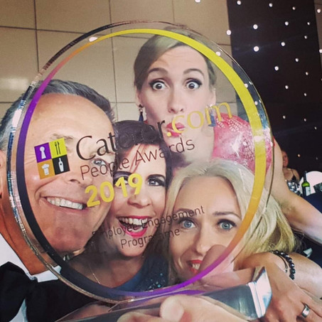 The Grand Brighton holds it's title as the best employer in UK events industry with award-winnin