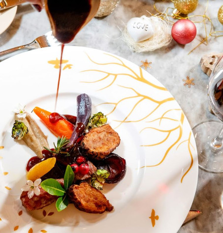 Winning wines and warming cocktails for the festive season
