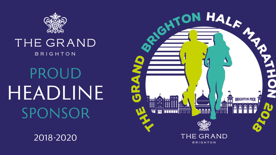 The Grand Brighton announced as headline sponsor of the Brighton Half Marathon