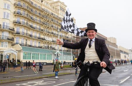 The Grand Brighton Half Marathon Celebrates 30th Anniversary in Style!