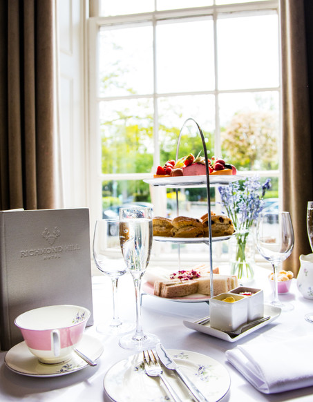 A Quintessential Afternoon Tea