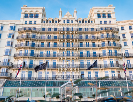 A fresh look for The Grand Brighton
