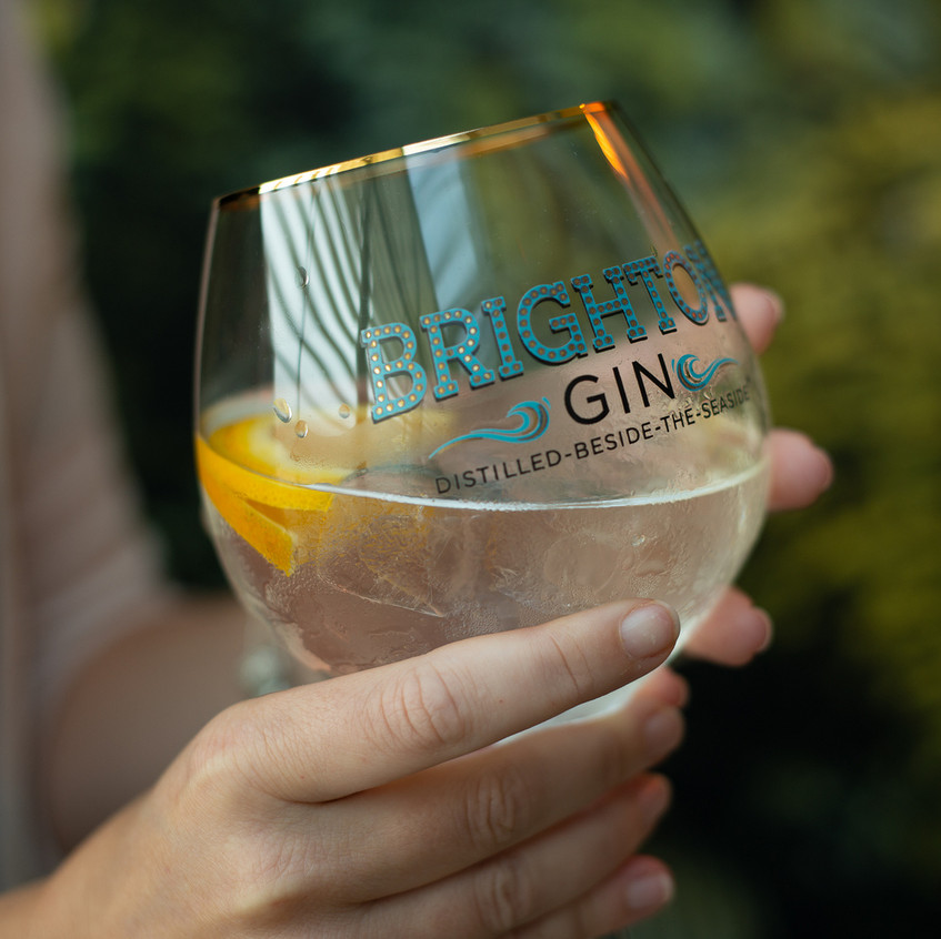 Gin lovers G&Tea