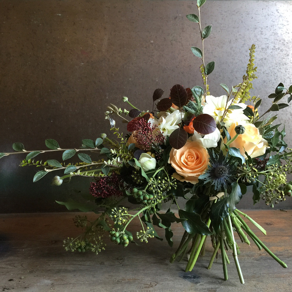 Floral Inspiration for Autumn Weddings