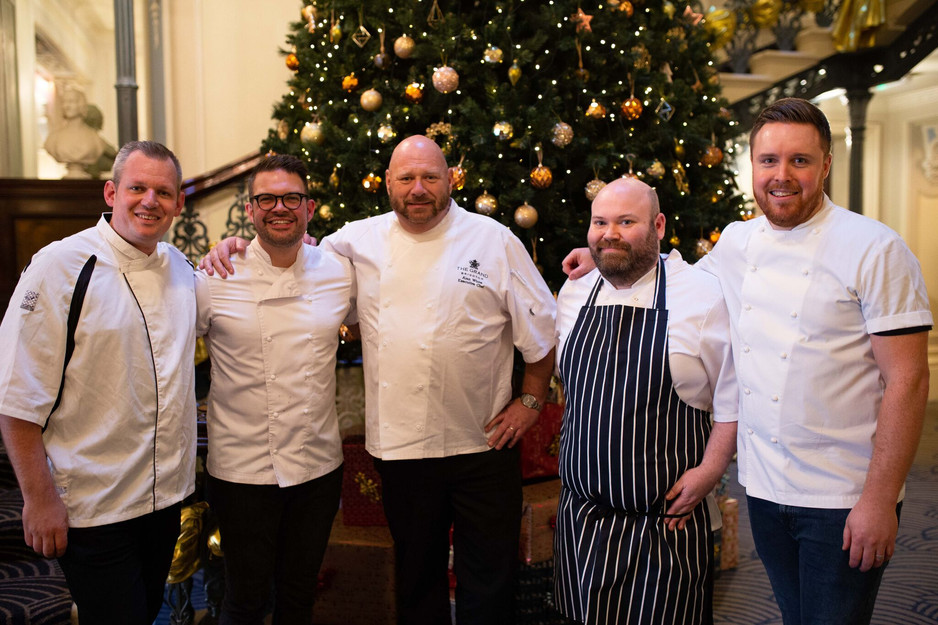 Brighton Chefs' Table returns with new chefs and festive dishes