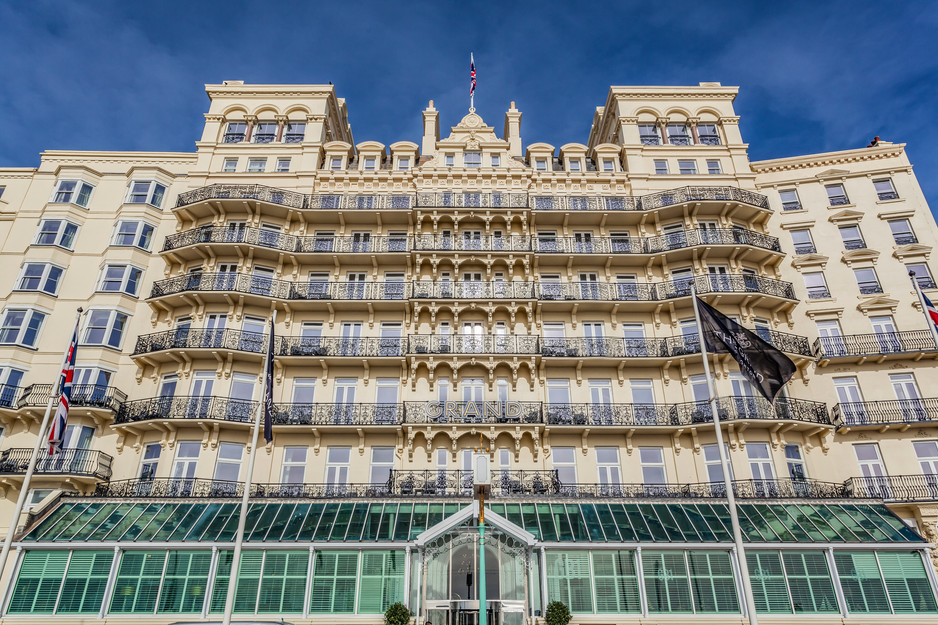 The Grand Brighton scoop major accolade at Caterer.com People Awards 2018