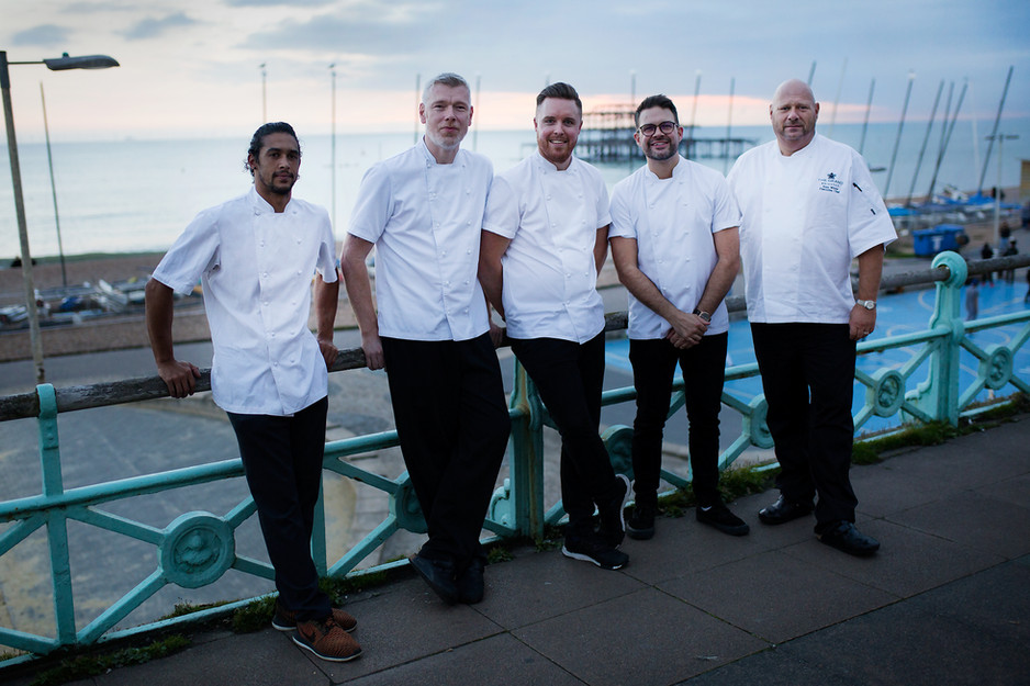 Brighton Chefs' Table returns as top Brighton chefs serve up the ultimate foodie experience