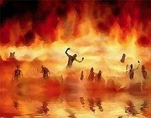 Helvedesilden i islam