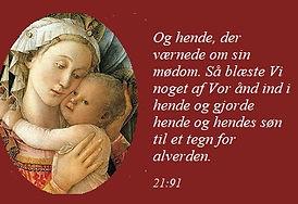Jomfru Maria i Koranen