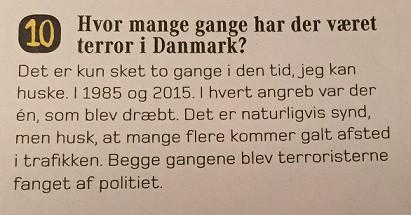 Børneavisen: Terror i Danmark