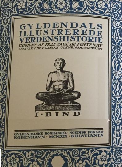 Gyldendals Illustrerede Verdenshistorie. Bind 1
