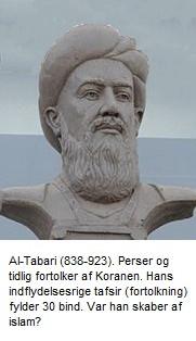 Koranfortolkeren Al-Tabari