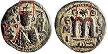 Muwiyah mønt kors.png