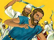 Vold i det Gamle Testamente