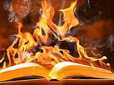Bare rolig, dette e ikke en Koran der brænder