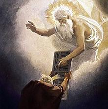 Moses fårde ti bud