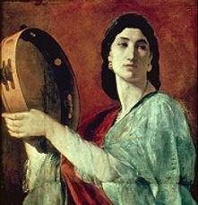 Miriam, søster til Moses og Aron