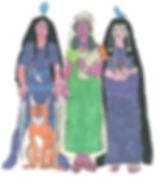 al-Lat, al-Uzza og Manat