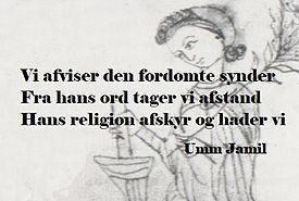 Abu Lahabs kone Umm Jamil i Korane