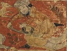 Abu Jahl dræbes af Abdullah