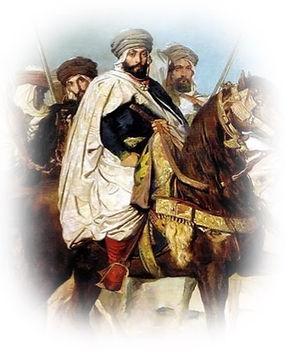 Muhammed og hans mænd.jpg