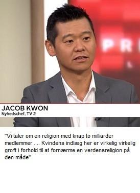 Jacob Kwon om Jaleh Tavakolis blogindlæg