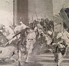 Araberne erobrer Laodicea.jpg