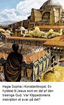 Hagia Sophia i Konstantinopel
