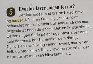 Børneavisen: Hvorfor laver nogen terror?