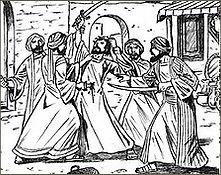 Ka'b ibn al-Ashraf myrdes