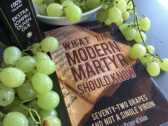 Hvad den moderne martyr bør vide om jomfruer og druer