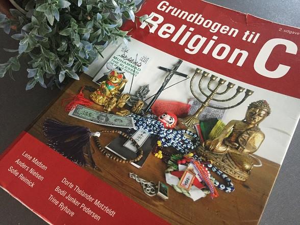 Grundbogen til Religion C i gymnasiet