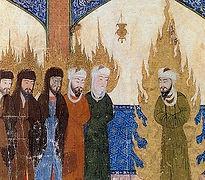 Muhamed og profeterne