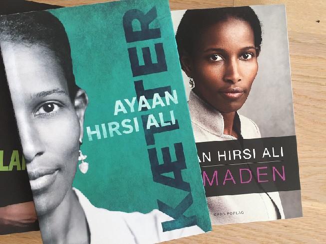 Ayaan Hirsi Ali: Kætter - boganmeldelse af Korankaffe