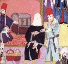 Muslima køber guld af jøde