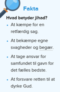 Clio Online misinformerer om jihad