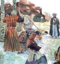 Massakren på Banu Qurayza