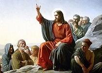 Jesus prædiker