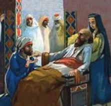 Muhammeds død