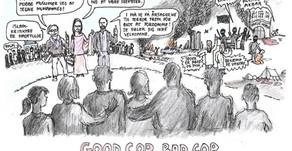 De moderate og jihadisterne: Good Cop og Bad Cop