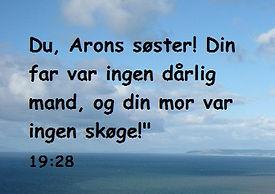 Jomfru Maria - søster til Aron og Moses