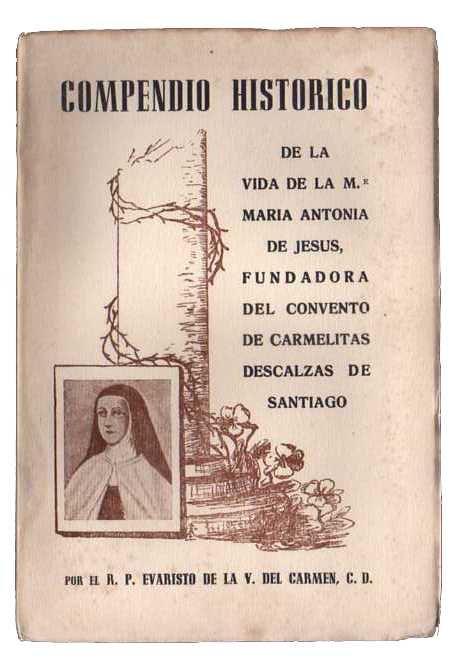 Compendio histórico de la Vida de la Madre María Antonia