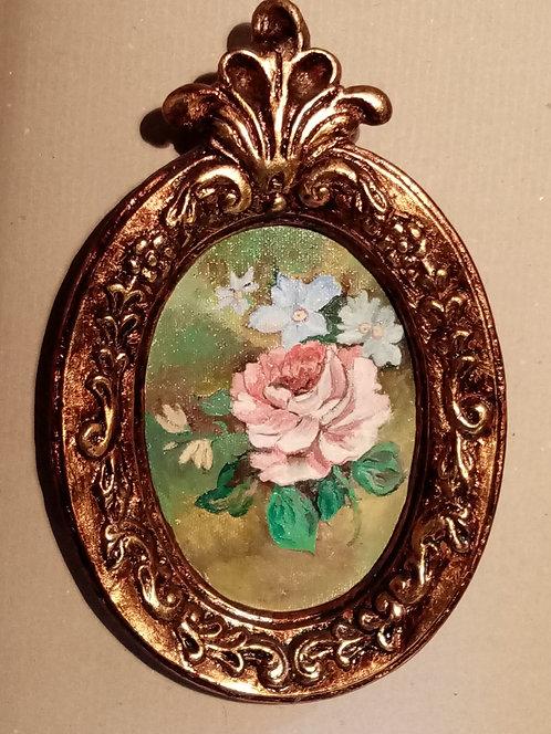 Medallón de la Rosa