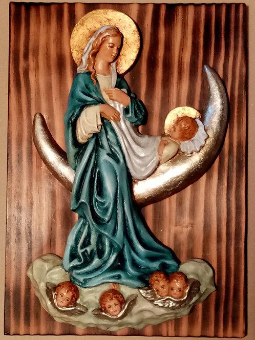 Virgen de la luna
